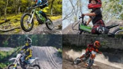 電動オフロードバイク試乗会「アサマ Eライド」が10/31(日)に開催 バイク未経験&キッズ大歓迎