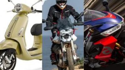 ベスパ、モト・グッツイ、アプリリア、10/24(日)大阪で開催の「インポートモーターサイクル Fun&Ride AUTUMN」に出展