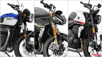 トライアンフ新型バイク総まとめ【'21はシンボルの3気筒に新たな旗艦が誕生】
