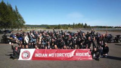 【イベント・レポート】「インディアンMCミーティング北海道in十勝スピードウェイ」