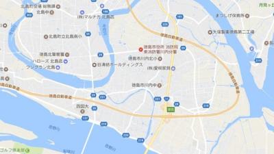 徳島県さん、バカすぎて変な道路を作ってしまうwwwwwwwwwwwwwwww
