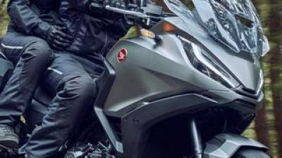 ホンダが新型車「NT1100」を発表! バランスの良い新世代長距離ツアラーがデビュー【2022速報】