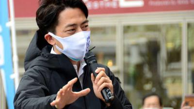小泉進次郎氏「世界はガソリン車の販売をやめていく。日本も変わらなければ次世代の雇用は失われる」