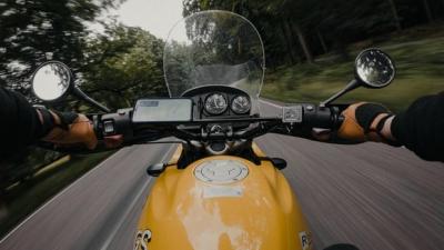 今月末、京都から東京に中型バイクで帰るんやが
