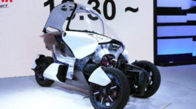 トヨタとカワサキとヤマハが超小型モビリティ関連で提携の噂