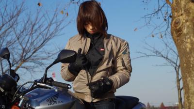 バイクの防寒対策どうしてる?