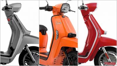 ランブレッタ新型バイク総まとめ【おしゃれスクーターに3種の排気量を用意】