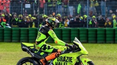 マリーニ『頑張ったが、バスティアニーニのようには走れなかった』2021エミリア・ロマーニャGP