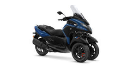 2022年モデルのTricity 300(トリシティ300)のカラーラインアップ