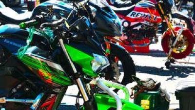【オートバイ杯ジムカーナ】各クラスのウイナー&入賞者たち(B級・SB級・レディース総合・昇格者編)【第4戦・フォトレポート】